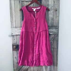 Dresses & Skirts - Brand New Linen Dress